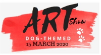 Dog Themed Art Show